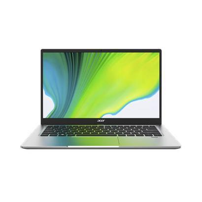 "Acer SF114-33-P079 zilver 14""/N5030/4GB/128SSD/UHD/W10s"