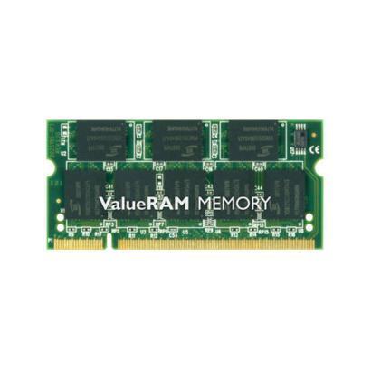 Kingston ValueRam 512MB DDR-400 Sodimm KVR400X64SC3A/512