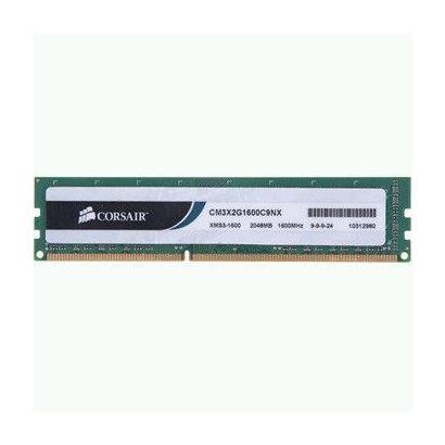 Corsair ValueSelect 2GB DDR3-1333 bulk CM3X2G1333C9NX