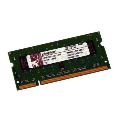 Kingston HP geheugen 1GB DDR2-800 Sodimm HP497762