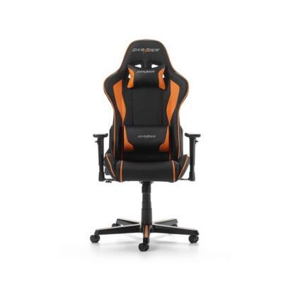 DXRacer Formula F08-NO gamestoel zwart/oranje