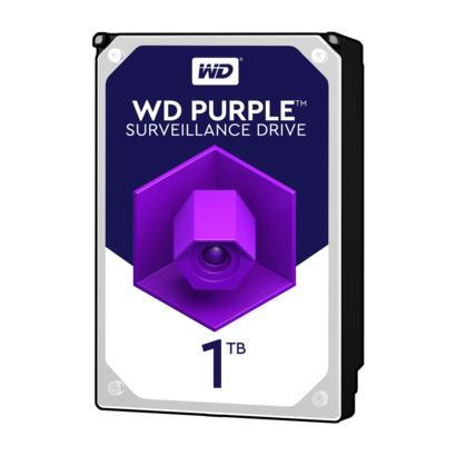 WD Purple 1TB Surveillance harde schijf WD10PURZ