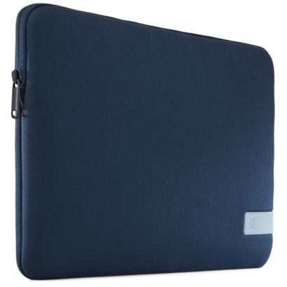 """Case Logic Reflect 14"""" laptop sleeve donker blauw"""
