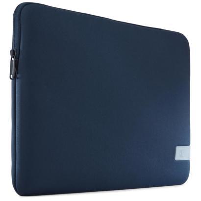 """Case Logic Reflect 15,6"""" laptop sleeve donker blauw"""