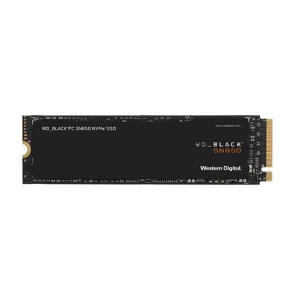 WD Black SN850 NVMe 500GB SSD M.2 WDS500G1X0E