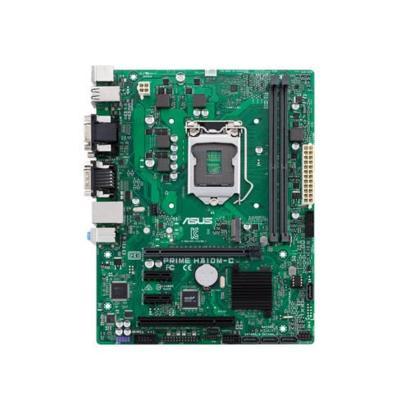 Asus Prime H310M-C, VGA, DDR4, USB 3.1, PCI-E, S1151v2