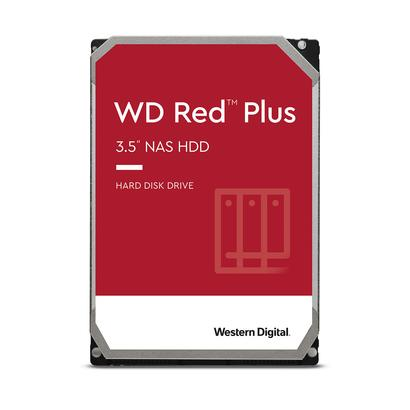 WD Red Plus 4TB NAS harde schijf WD40EFZX