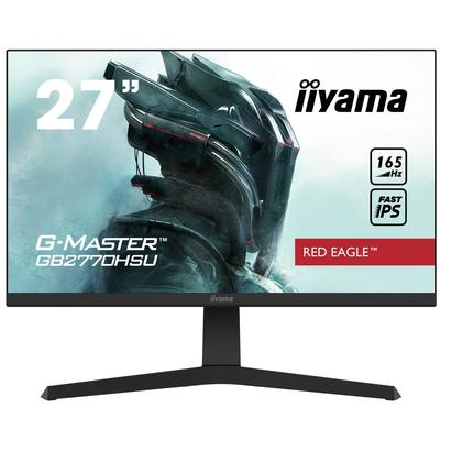 "27"" iiyama G-Master GB2770HSU-B1 0,8ms HDMI/DP/USB Spks"