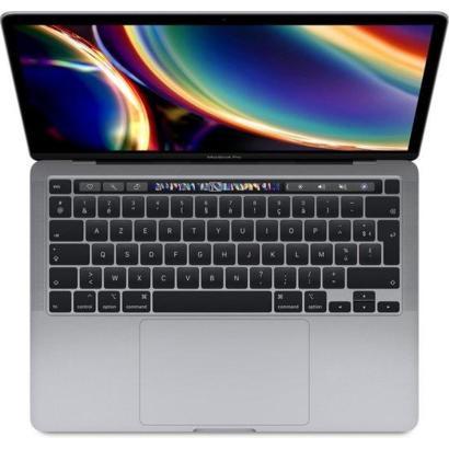 """Apple Macbook Pro Touch 2020 13,3""""/i5-2.0/16GB/1TB SSD grijs"""