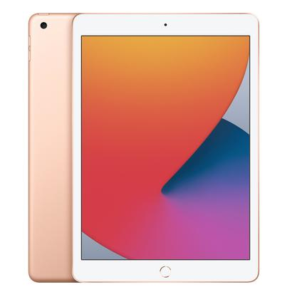 Apple iPad 10,2 (2020) wifi 128GB goud