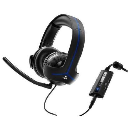 Thrustmaster Y300-P gaming headset zwart PS3 & PS4