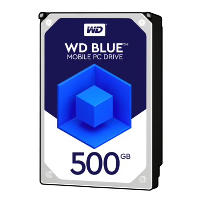 "WD Blue Mobile PC 500GB 7mm 2,5"" WD5000LPCX"
