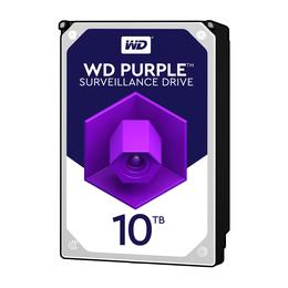 WD Purple 10TB Surveillance harde schijf WD100PURZ