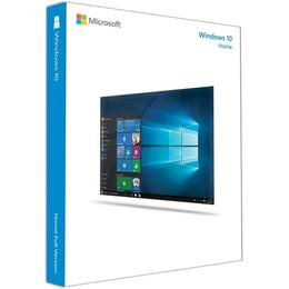 Microsoft Windows 10 Home 32bit/64bit UK op USB stick