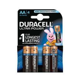 Duracell Ultra Power AA batterij MN1500/LR6 4 stuks