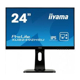 "23,8"" iiyama XUB2492HSU-B1 IPS 4ms D-Sub/HDMI/DP Speakers"