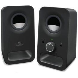 Logitech Z150 2.0 speakers zwart