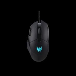 Acer Predator Cestus 315 gaming muis zwart
