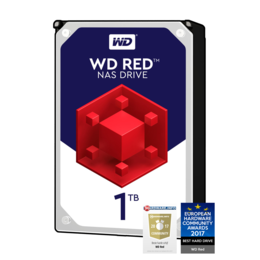 WD Red 1TB NAS harde schijf WD10EFRX