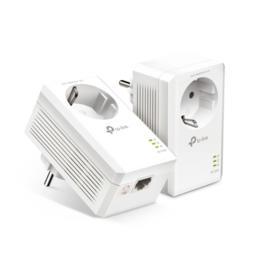 TP-Link TL-PA7017P KIT Gbit Powerline AV1000 Passthrough kit