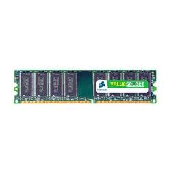 Corsair ValueSelect 1GB DDR-400 CL3.0 VS1GB400C3