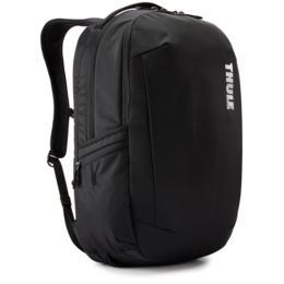 "Thule Subterra 30L TSLB-317 15,6"" laptop rugzak zwart"