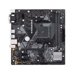 Asus Prime B450M-K, VGA, D-DDR4, Soc AM4
