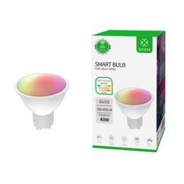 Woox R9076 Slimme GU10 LED spot WiFi RGB