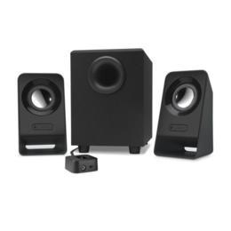 Logitech Z213 2.1 speakers