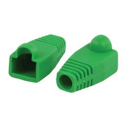 Groene UTP connector huls (per stuk)