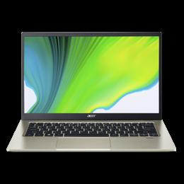 """Acer SF114-34-C2M6 goud 14""""/N4500/4GB/128eMMC/UHD/W10s"""