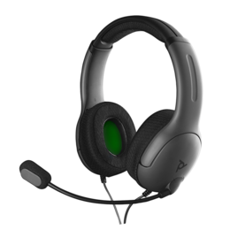 PDP Gaming LVL 40 headset Xbox One grijs