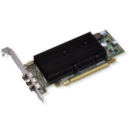 Matrox M9138-E1024LAF 1GB DDR2 4xDP(Mini) Incl. LP PCI-E