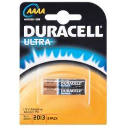 Duracell Ultra Power AAAA batterij MN2500/LR61 2 stuks