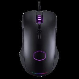 Cooler Master CM310 RGB gaming muis zwart