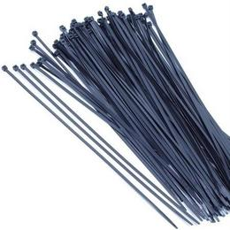 Tie-wrap/kabelbinders 30cm 100 stuks