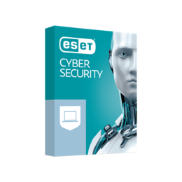 ESET Cyber Security MAC verlenging 3 gebruikers 1 jaar