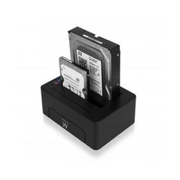 "Ewent EW7014 USB 3.0 2,5"" & 3,5"" Dual docking station"