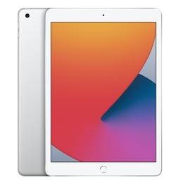 Apple iPad 10,2 (2020) wifi 128GB zilver