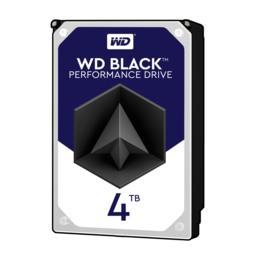 WD Black 4TB Performance harde schijf WD4005FZBX