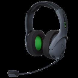 PDP Gaming LVL 50 draadloze headset Xbox One grijs
