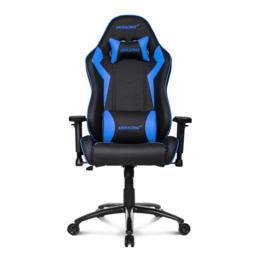 AKRacing Core SX gamestoel zwart/blauw