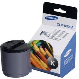 Samsung CLP-K300A toner zwart