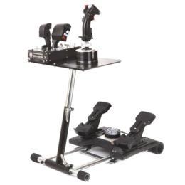Wheel Stand Pro Deluxe V2 Hotas Warthog & Saitek X-55, X52