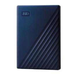 WD My Passport for Mac 4TB blauw