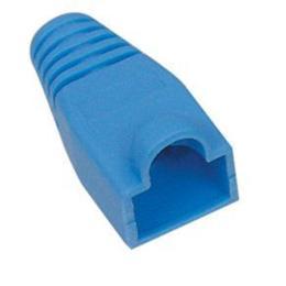 Blauwe UTP connector huls (per stuk)