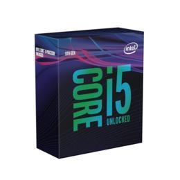 Intel Hexa Core i5-9600K (3,70GHz) 9MB (UHD 630) Box Soc1151
