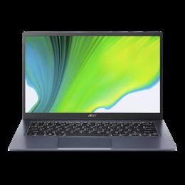 """Acer SF114-33-P3GU blauw 14""""/N5030/4GB/128SSD/UHD/W10"""