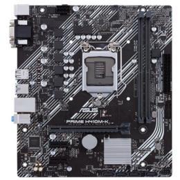 Asus Prime H410M-K, VGA, DDR4, USB 3.2, PCI-E, Soc. 1200