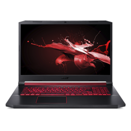 "Acer AN517-51-78NB 17,3""/i7-9750H/8GB/512SSD/GTX1050/W10"